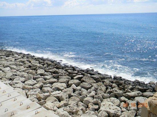 Akti Beach Tourist Village : Набережная