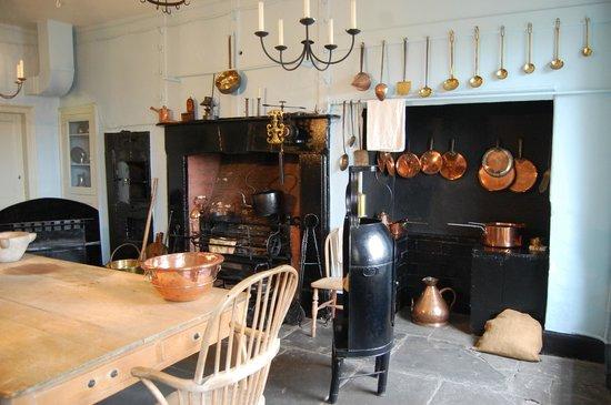 The Georgian House Museum : cuisine