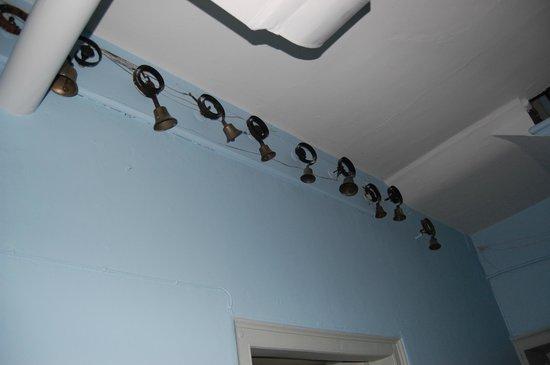 The Georgian House Museum : les clochettes d'appel