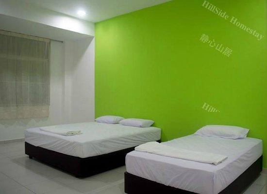 Hillside Homestay Kuantan: Master bedroom