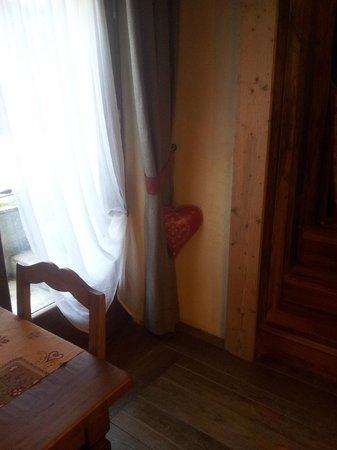Small Heart: sala colazione