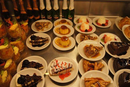 Caffetteria Tavola calda Letizia: desserts