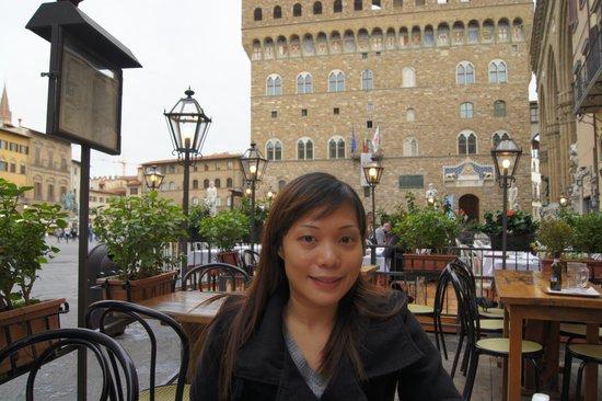 Caffetteria Tavola calda Letizia: nice view outside