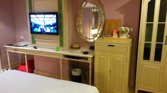 Salil Hotel Sukhumvit Soi 11 : Room View
