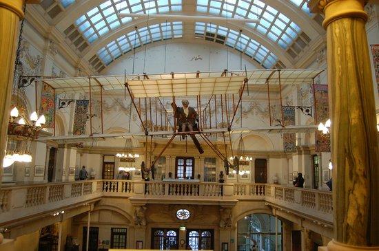 Bristol Museum & Art Gallery: le hall d'entrée