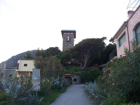 Il Gigante : la Villa