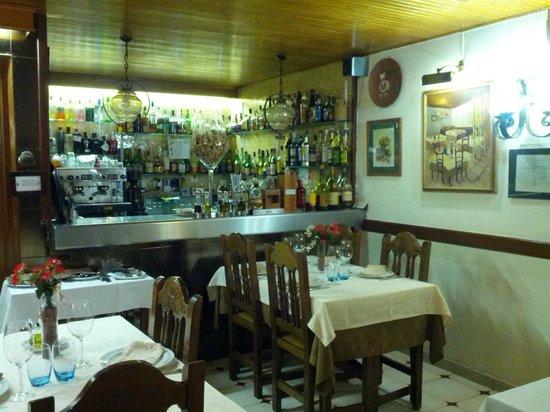 Can Manel : Restaurant