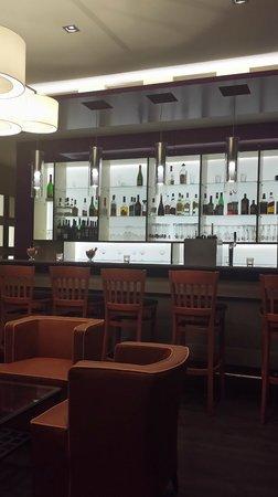 Holiday Inn Leipzig Gunthersdorf: HI Guenthersdorf - Hotel bar