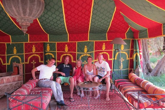 Hotel By Beldi: Gezellige Marokkaanse tent in de tuin
