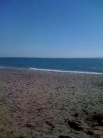 VIK Gran Hotel Costa del Sol: HOT AND SUNNY BEACH OCTOBER 2013