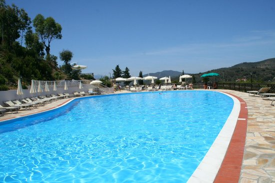 Grand Hotel Elba International: Piscina grande