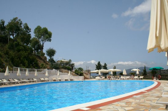 Grand Hotel Elba International: Piscina grande