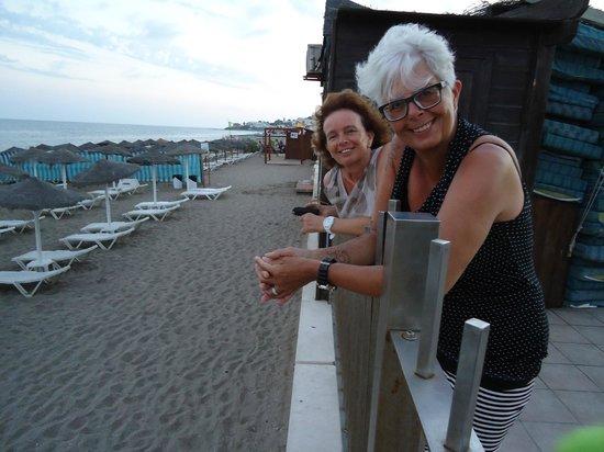 VIK Gran Hotel Costa del Sol: Mijn 2 zussen
