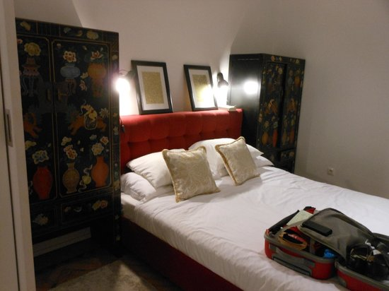 Lisbon City Break Apartments: CHAMBRE