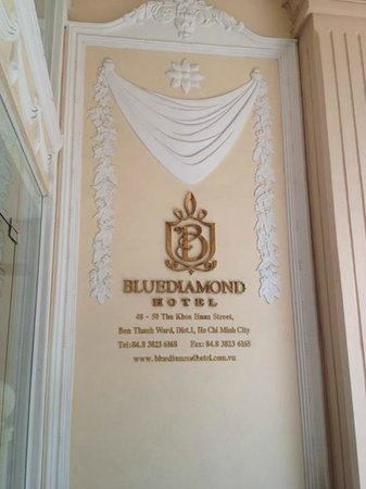 Blue Diamond Hotel: Hotel