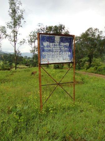 Dr Modi's Resort: Entrance to Kondane caves