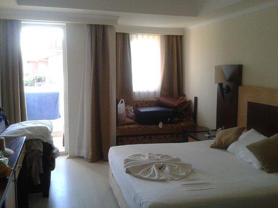 Garden Resort Bergamot Hotel : La chambre