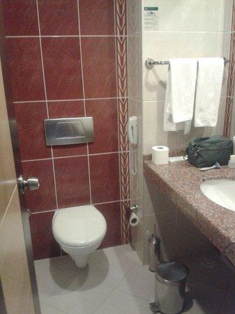 Garden Resort Bergamot Hotel : Salle de bains