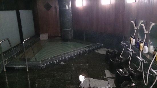 Anda Bettei: 浴場