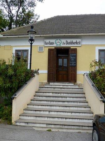 Gasthaus zur Dankbarkeit: Traditionslokal