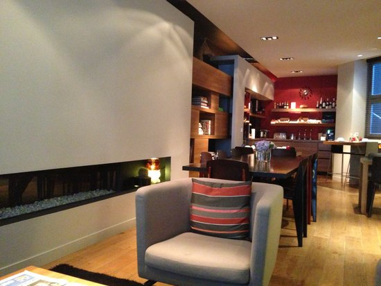 Fred Hotel : Lounge