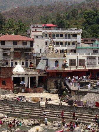 Dharamsala, الهند: Chamunda devi