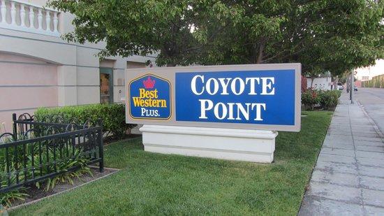 BEST WESTERN Coyote Point Inn: Aussenansicht