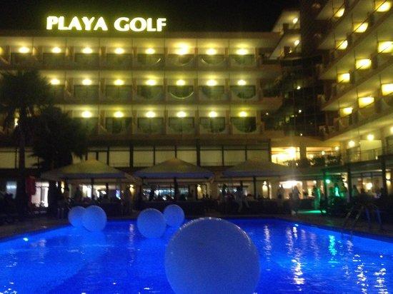 Playa Golf: Funny night