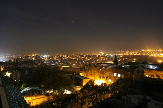 Ryad Alya: Vista desde la terraza
