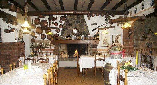 Taverna 800 : Il Camino!