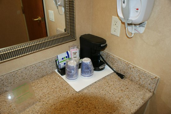 Holiday Inn Express Hotel & Suites Carson City: Zimmer