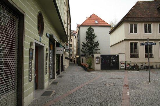 Hotel Am Markt: Heiliggeiststrasse