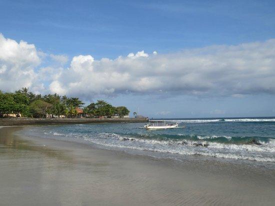 Candi Beach Resort & Spa: Der Strand