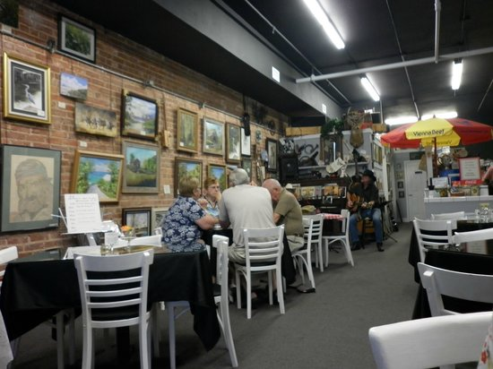 Jackie S Art Cafe Haines City Fl