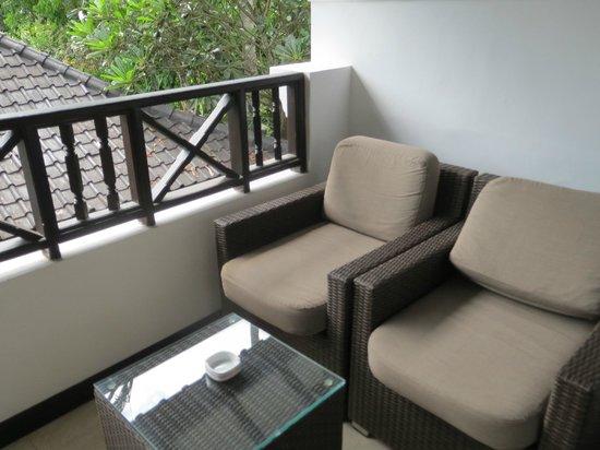 Candi Beach Resort & Spa: Der Balkon