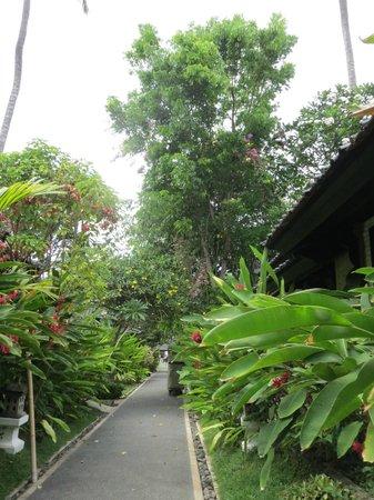 Candi Beach Resort & Spa: Die Hotelanlage