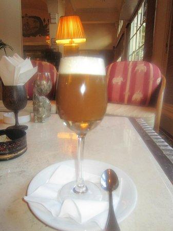 Restaurant Le Royal: Best Irish Coffee