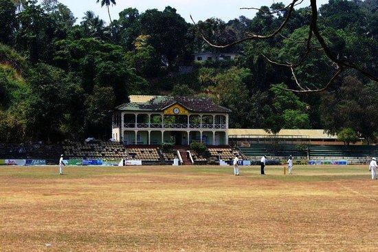 Asgiriya Stadium