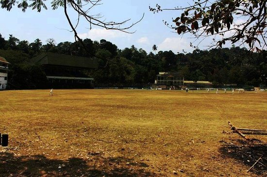 Asgiriya Stadium: The Old & New Pavillions