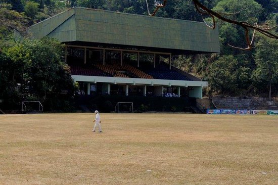 Asgiriya Stadium: The New Pavilion