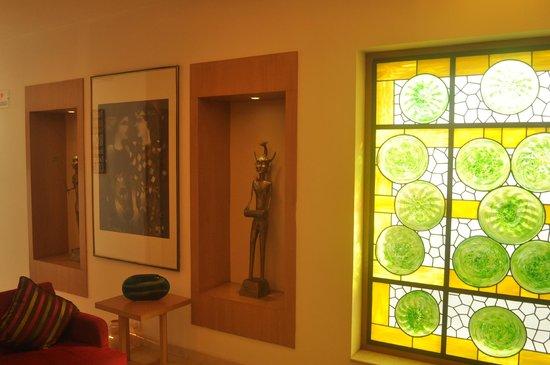 Lemon Tree Hotel, Chandigarh: Reception