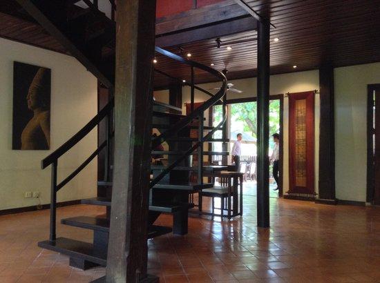 3 Nagas Luang Prabang MGallery by Sofitel : Lobby
