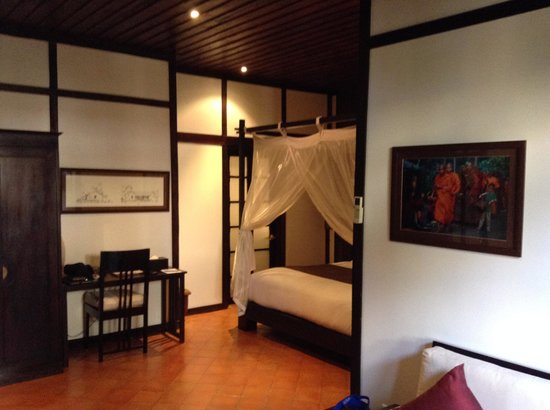 Hotel 3 Nagas Luang Prabang MGallery by Sofitel : Room