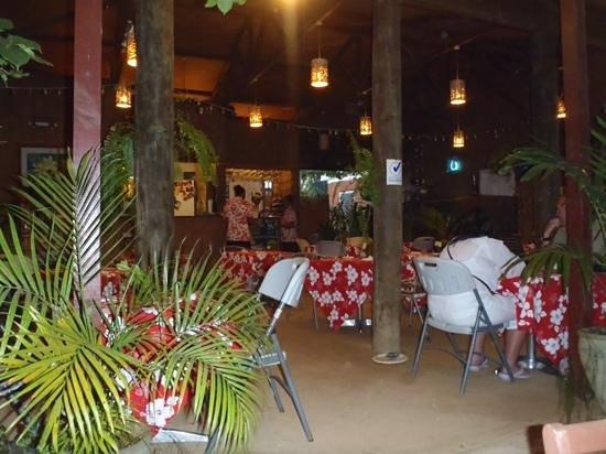 Cafe Tupuna: wonderful restaurant