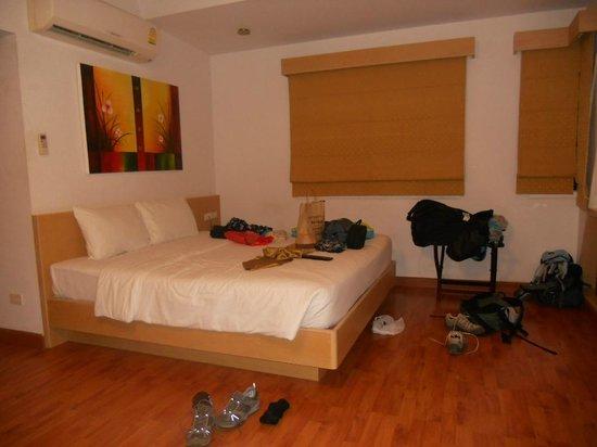 Krabi Palm Paradise Resort : La chambre