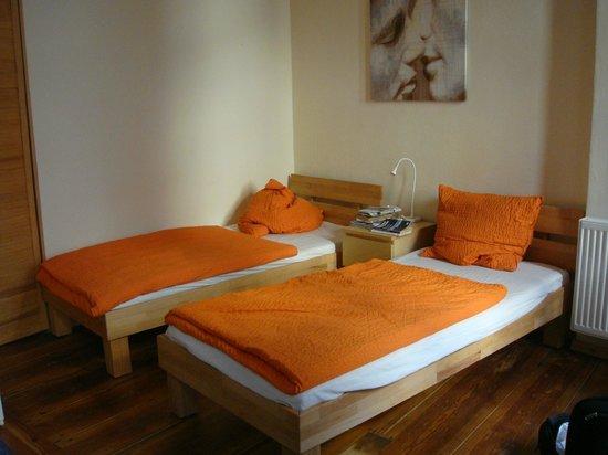 Altstadt Pension im Hollanderviertel: Gode senge