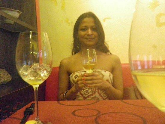Miyabi: Wine :)