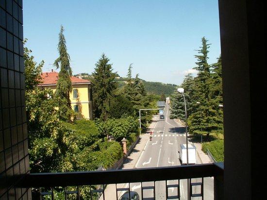 Hotel Papillon: panorama dalla camera