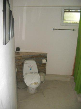 Baan Manusarn: toilette