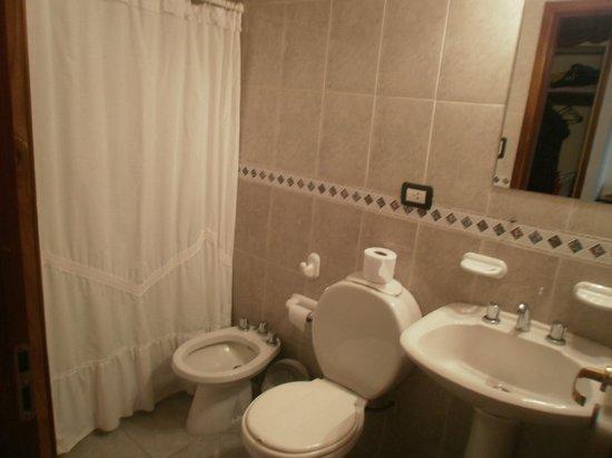 Hotel de Cine Las Golondrinas : ...siempre higiénico.